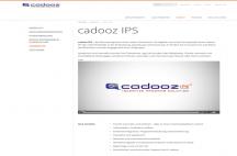 cadooz Website